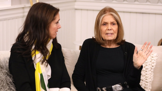 Gloria Steinem Sundance