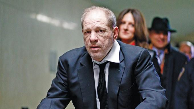Harvey Weinsteinopening arguments