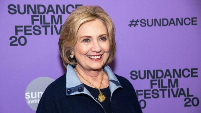 Hillary Clinton - Sundance