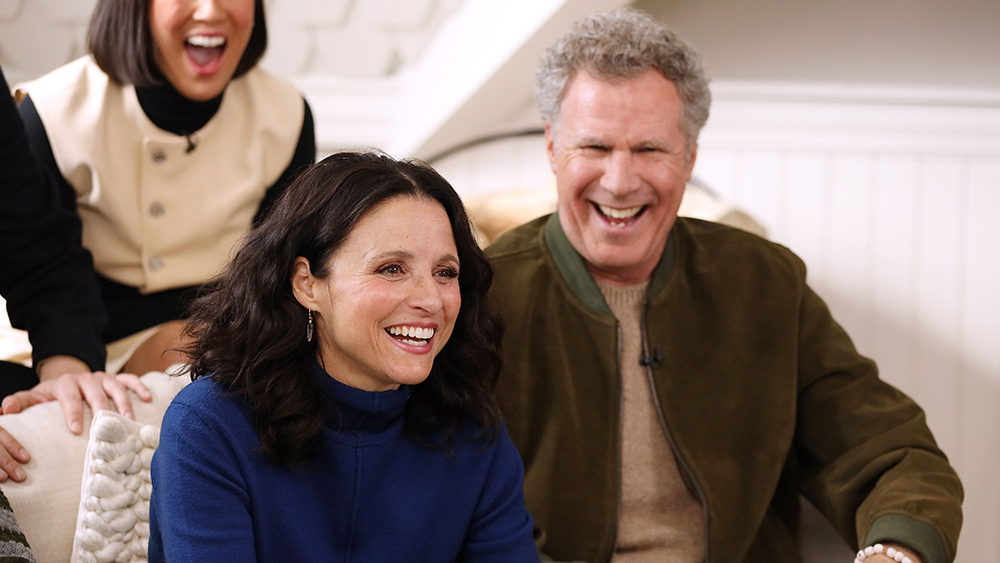Why Julia Louis-Dreyfus and Will Ferrell Teamed Up for 'Downhill'