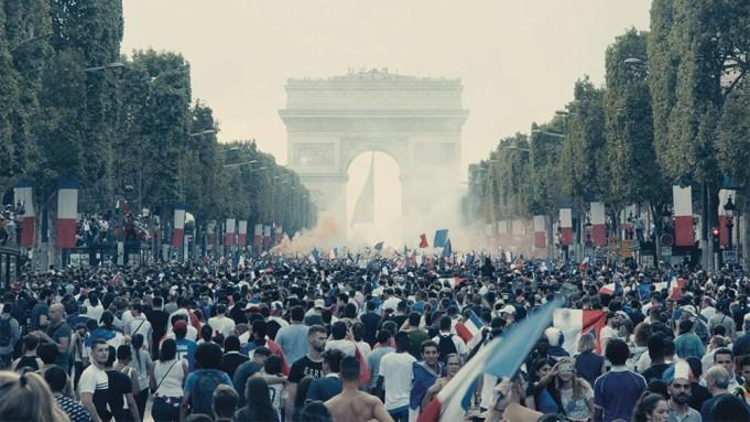 Les Miserables movie France 2019