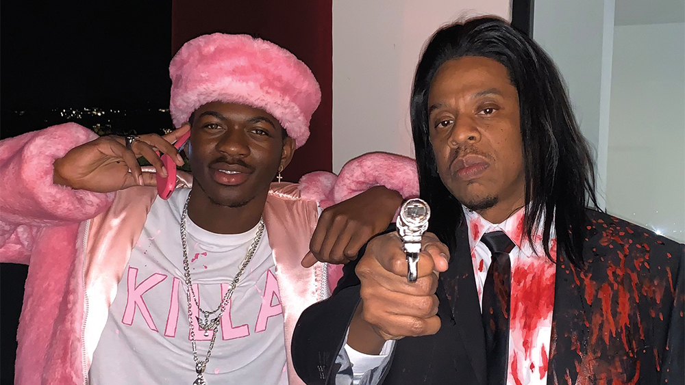 Lil Nas X Fashion Halloween
