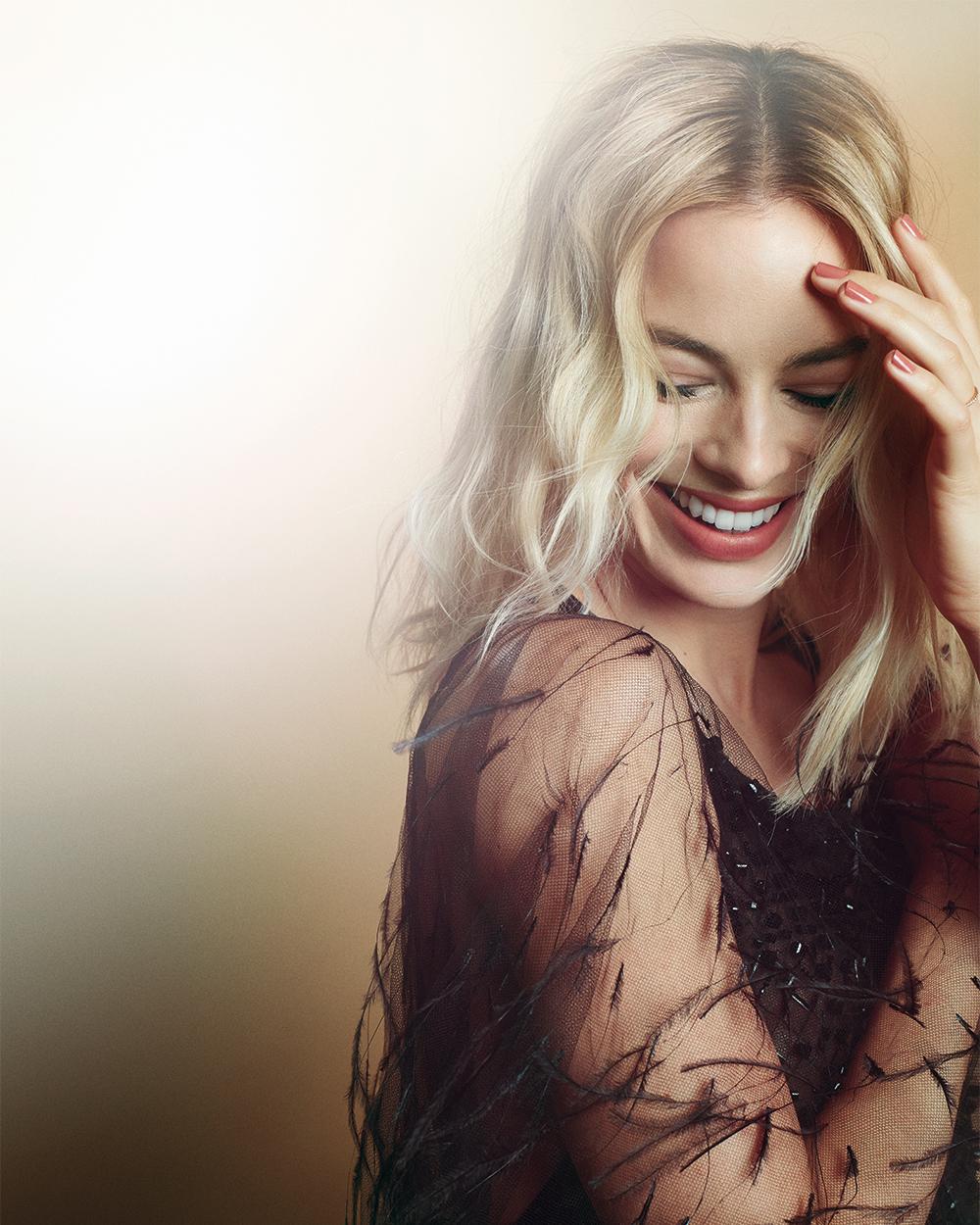Margot Robbie Variety Cover Story