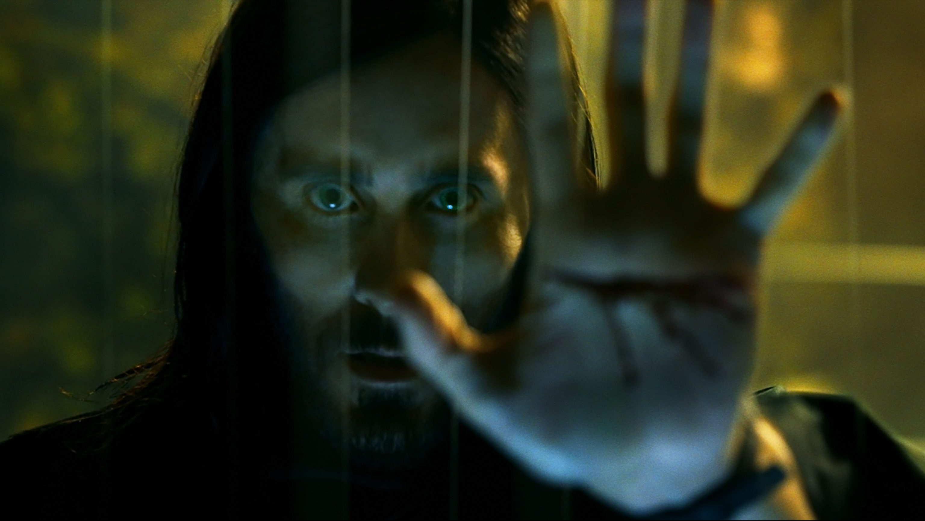Jared Leto on Playing Morbius in a Marvel Movie - Variety