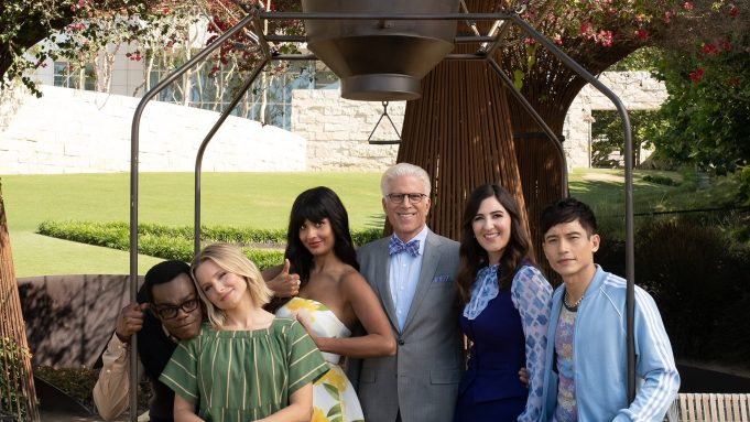 """THE GOOD PLACE -- """"Patty"""" Episode"""
