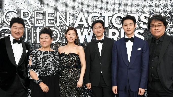 Kang-Ho Song, Lee Jeong-eun, Park So-dam,
