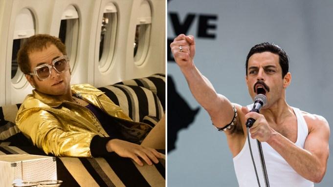 Elton John Compares 'Rocketman' With 'Bohemian Rhapsody' - Variety