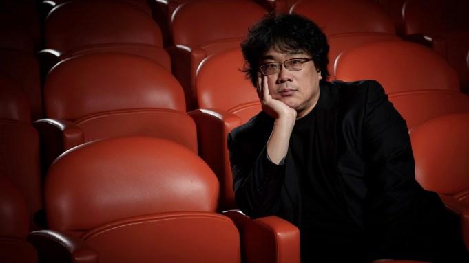 Bong Joon Ho 'Parasite' Director
