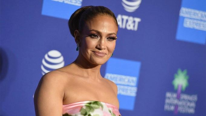 Jennifer Lopez arrives at the 31st