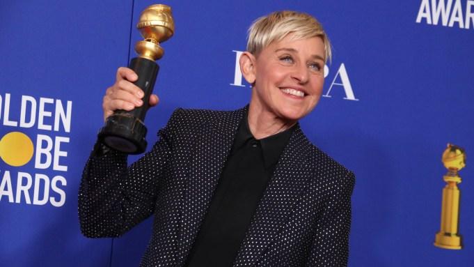 Ellen DeGeneres - Carol Burnett Award77th