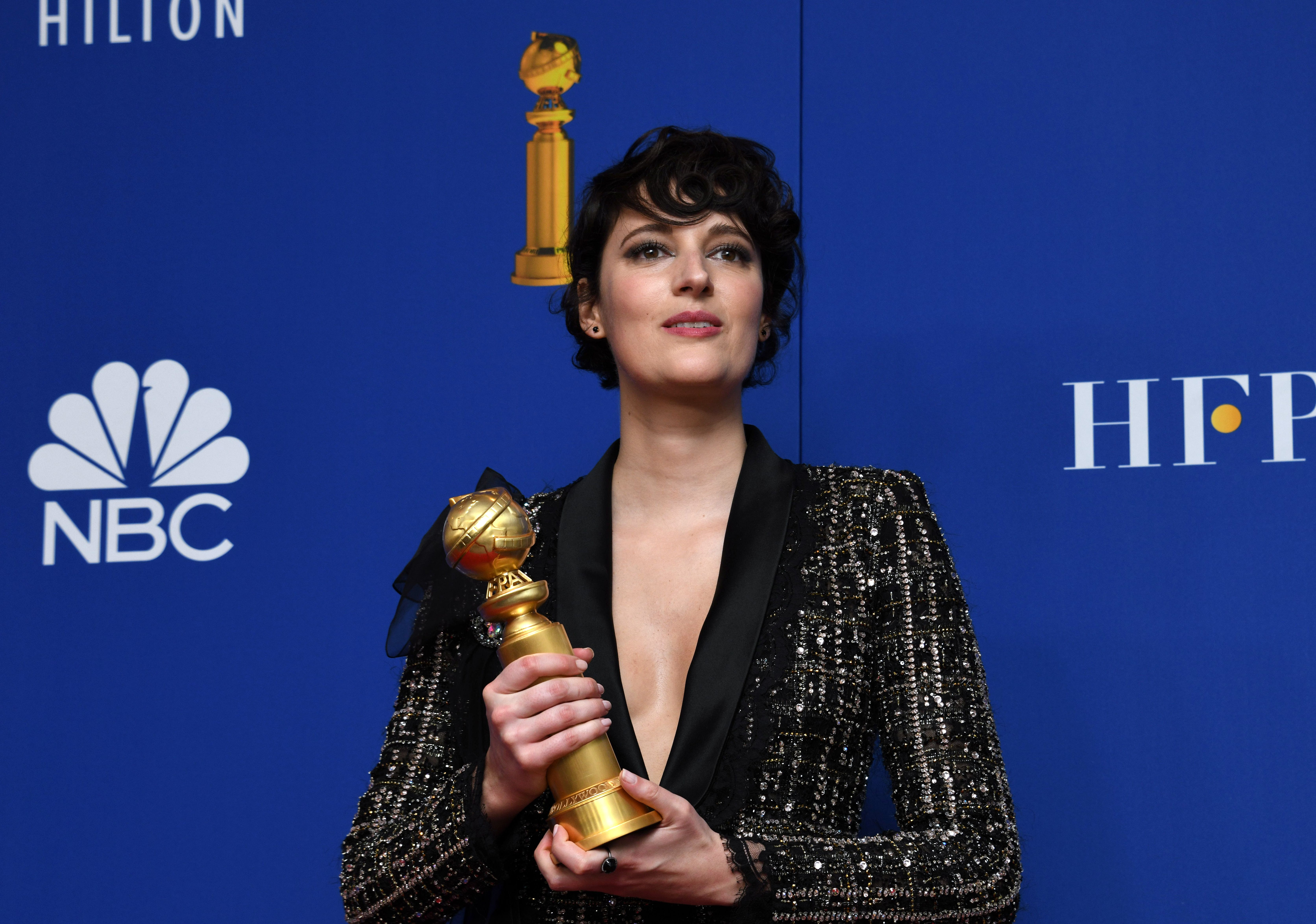 Phoebe Waller-Bridge to Auction off Golden Globes Suit, Donate Proceeds to Relief in Australia