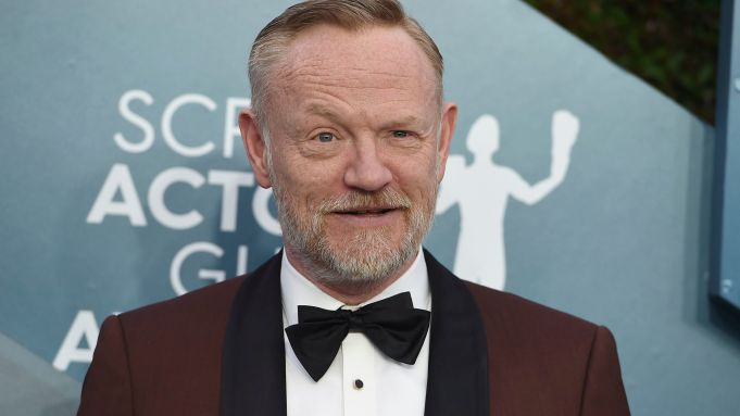 Jared Harris arrives at the 26th