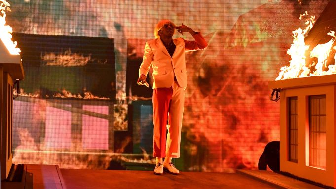 Tyler, the Creator62nd Annual Grammy Awards,