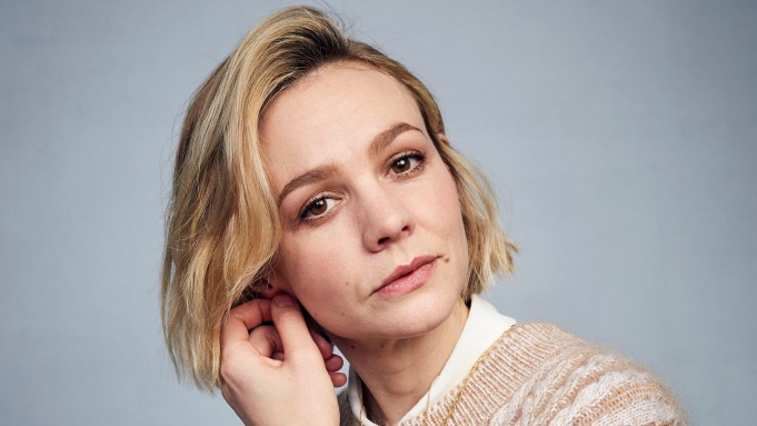 Carey Mulligan poses for a portrait