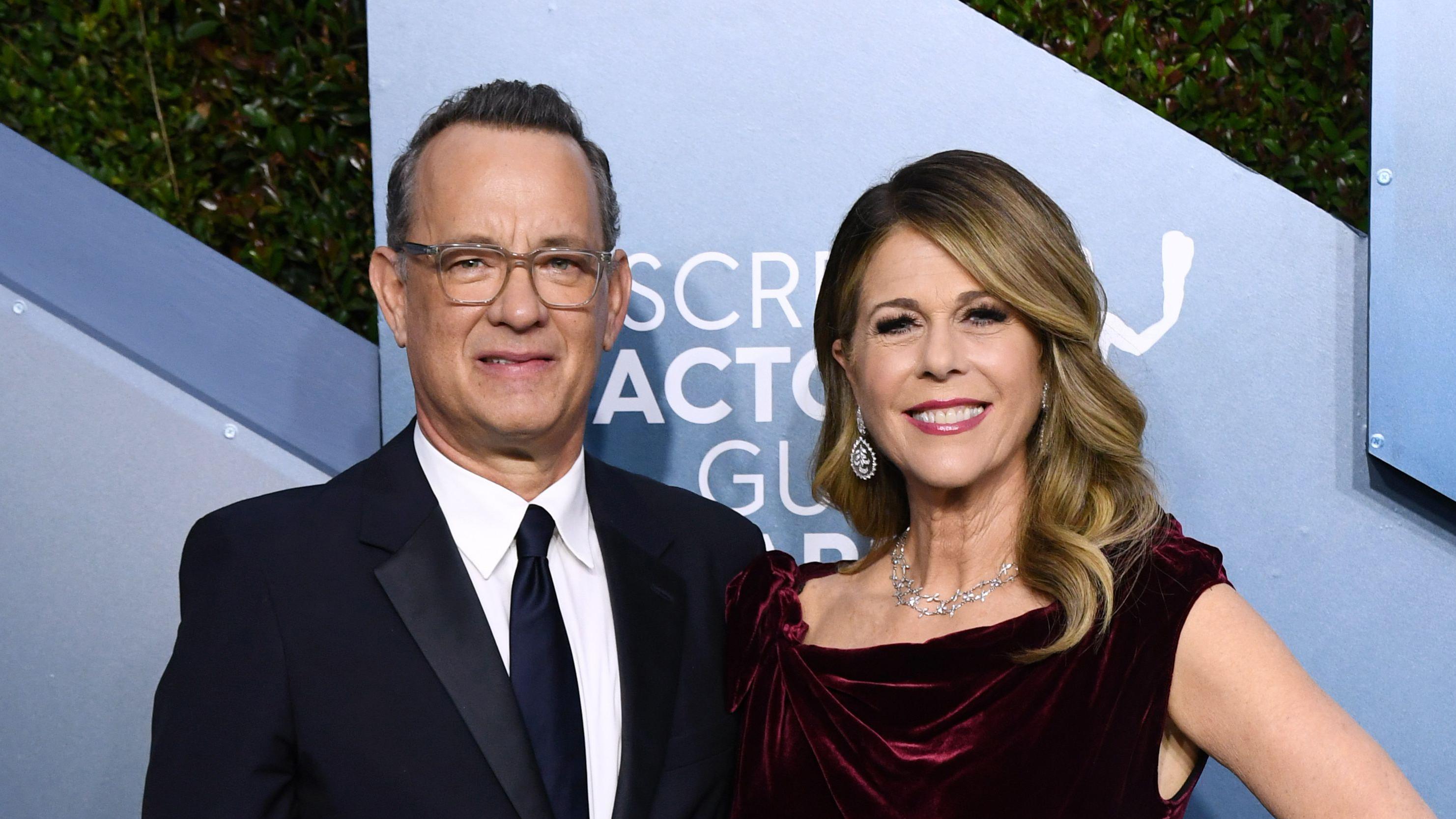 Tom Hanks, Rita Wilson Test Positive for Coronavirus - Variety