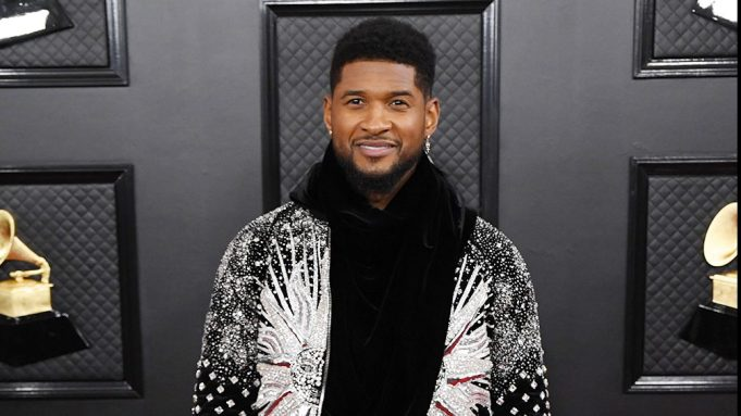 Usher62nd Annual Grammy Awards, Arrivals, Los
