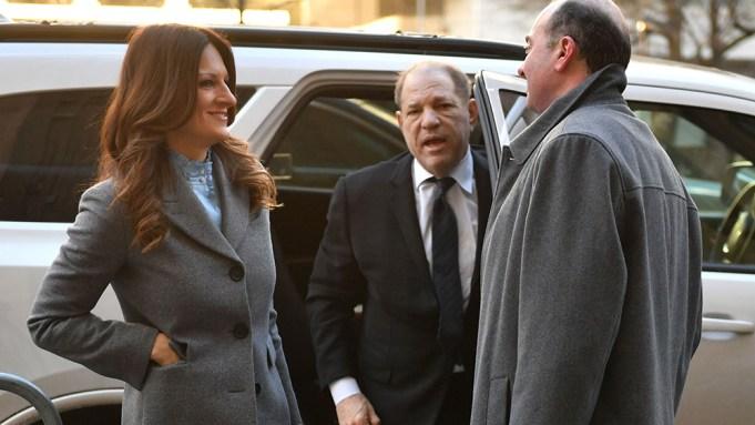 Donna Rotunno, Harvey WeinsteinHarvey Weinstein court