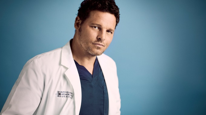 """GREY'S ANATOMY - ABC's """"Grey's Anatomy"""""""