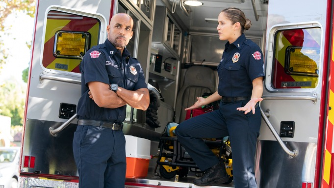 """STATION 19 - """"I Know This"""