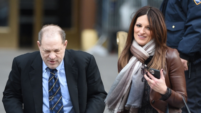 Harvey Weinstein, Donna Rotunno