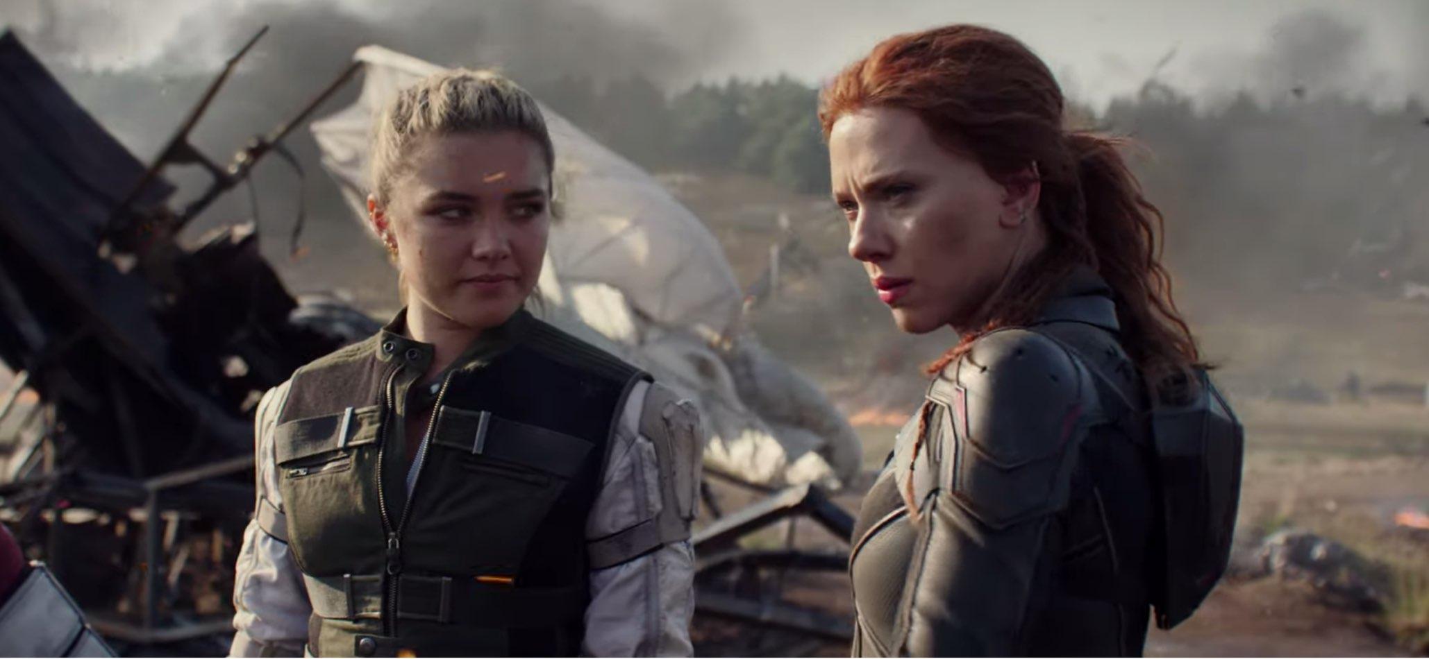 Black Widow' Super Bowl Trailer Shows Natasha's Superhero Family - Variety
