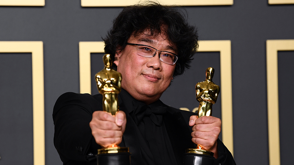 "Bong Joon Ho on Post-Oscars Plans: ""I Will Drink Until Noon Tomorrow"" -  Variety"