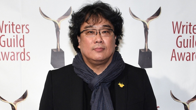 Bong Joon Ho WGA Awards