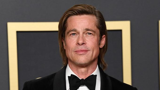 Brad Pitt - Supporting Actor -