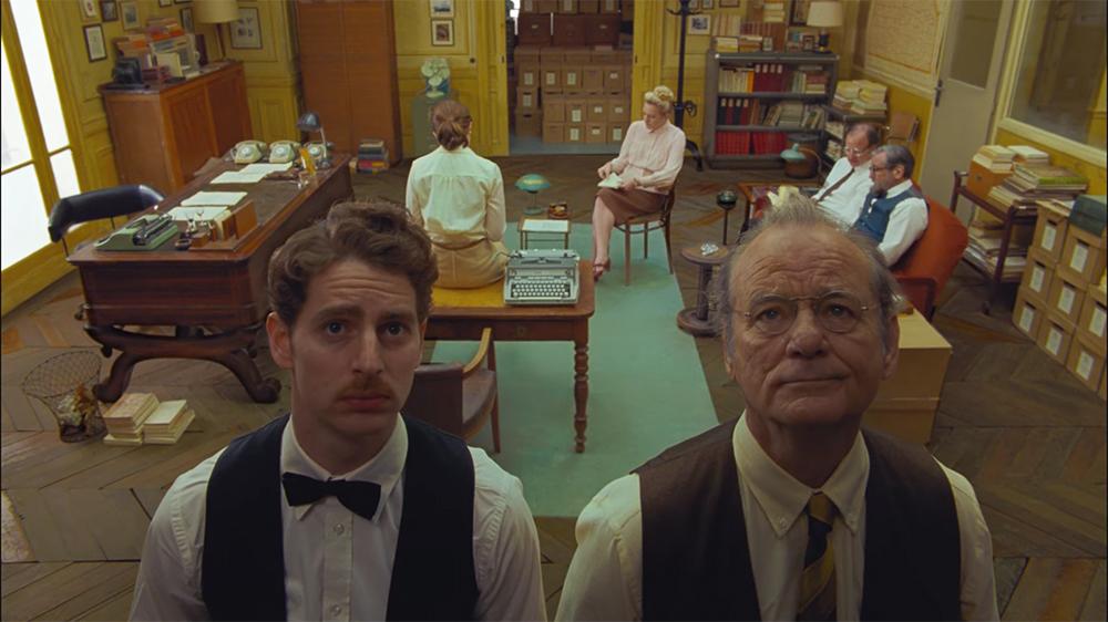 THE FRENCH DISPATCH ภาพยนตร์เรื่องใหม่ของ