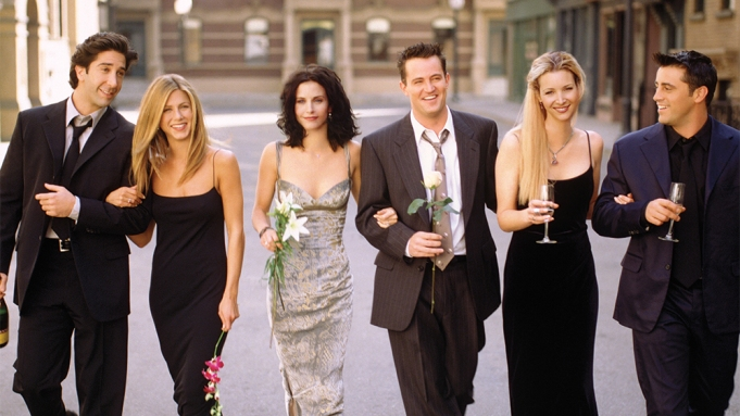 Friends TV Series