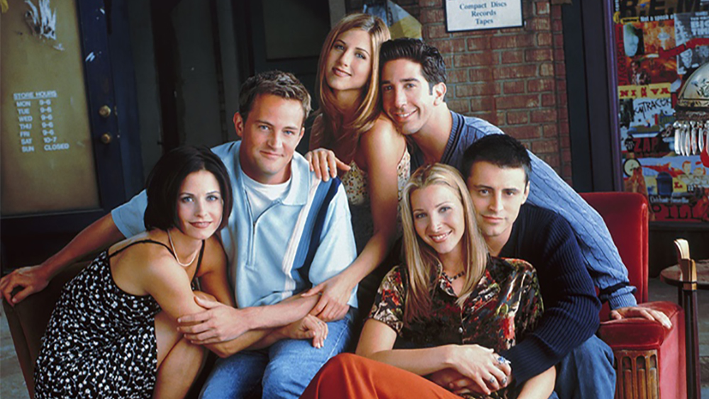 Friends' Cast to Reunite for Exclusive HBO Max Special - Variety