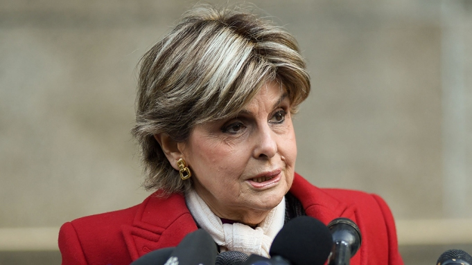 Gloria AllredHarvey Weinstein court hearing, New