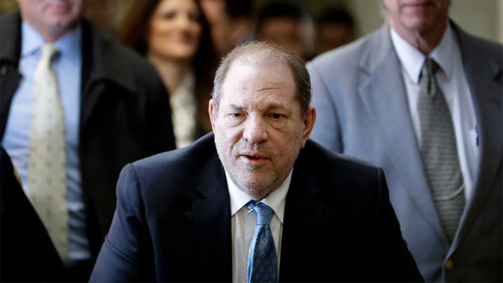 Harvey Weinstein Charged With Additional Sex Assault Count Variety