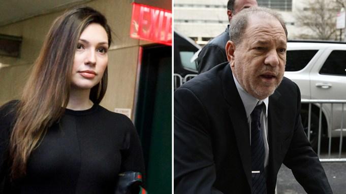 Jessica Mann Harvey Weinstein