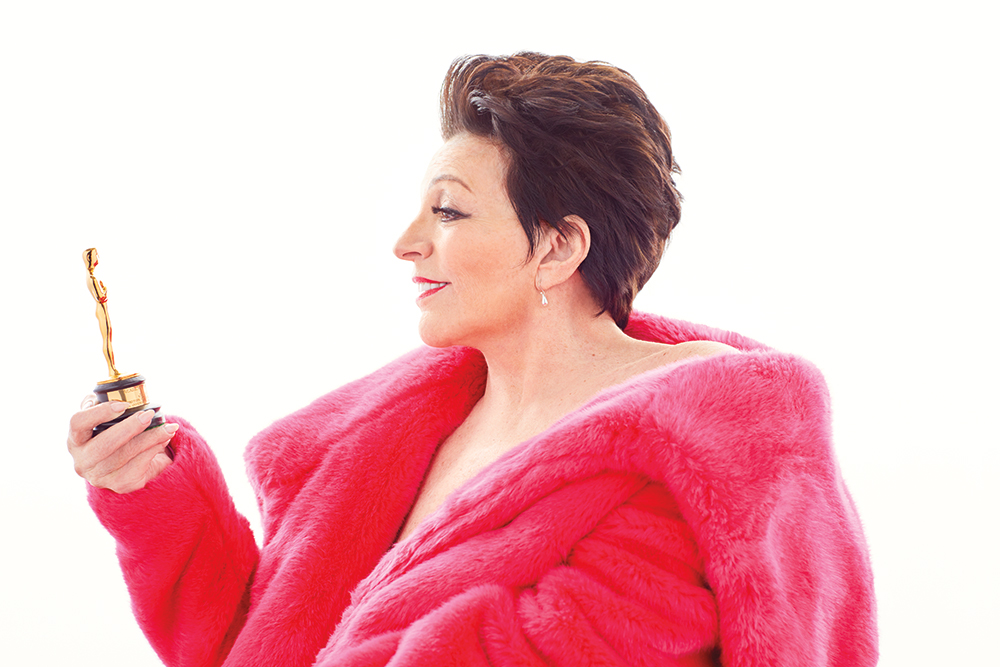 Liza Minnelli Variety Cover Story