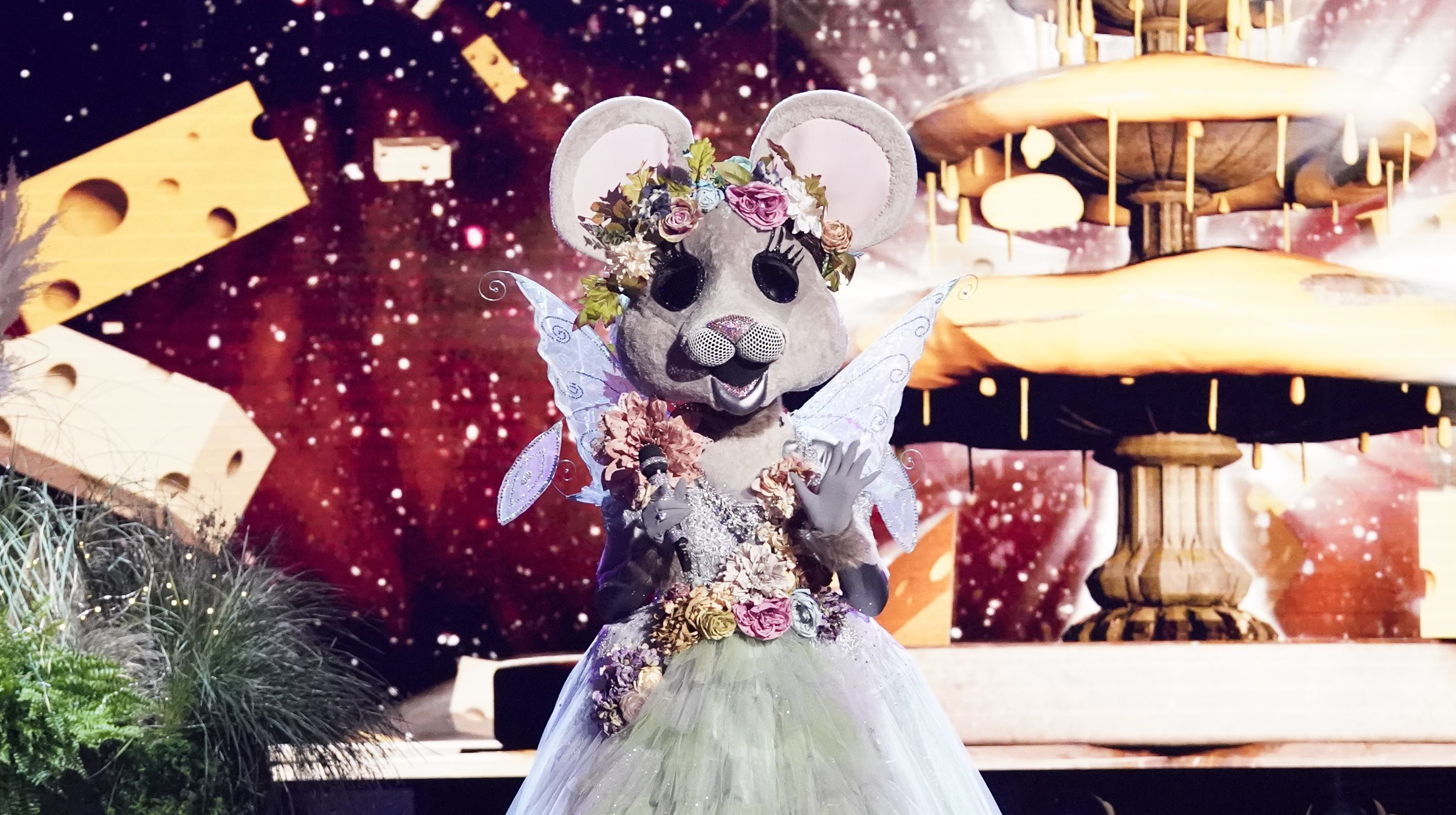 The Masked Singer Reveals The Identity Of Mouse Variety