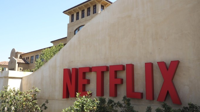 Netflix Corporate Headquarters in Los Gatos