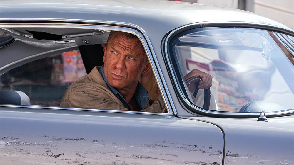 No Time to Die' Delayed: James Bond Film Postponed Due to Coronavirus - Variety