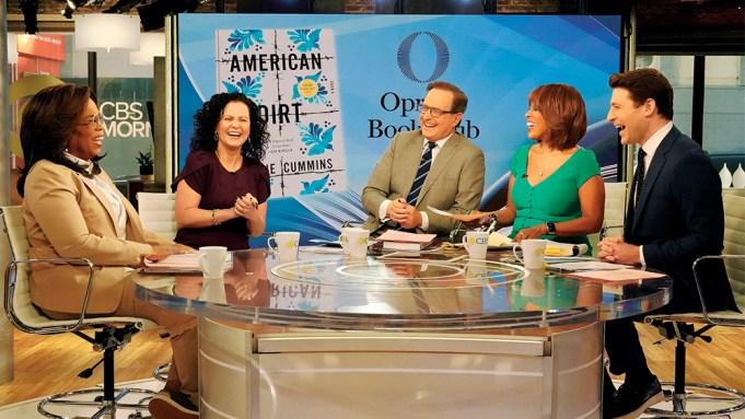 Oprah CBS This Morning