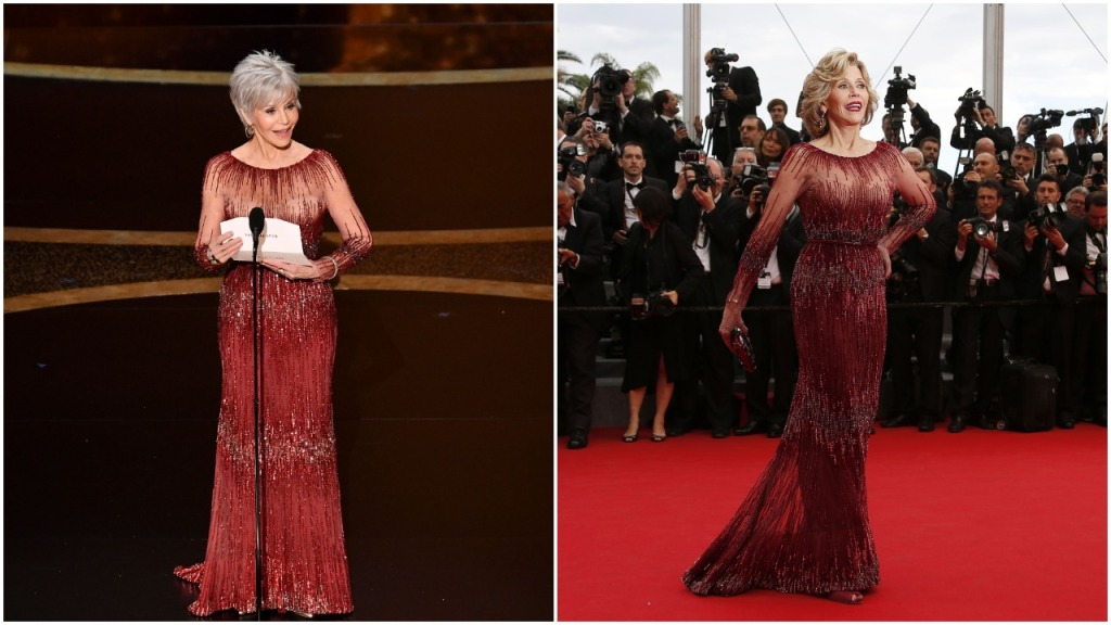 Jane Fonda Oscars 2020 Cannes 2014