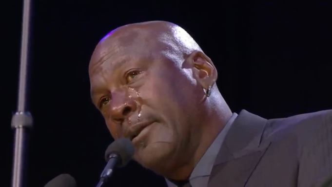 Michael Jordan Crying Meme Kobe Bryant