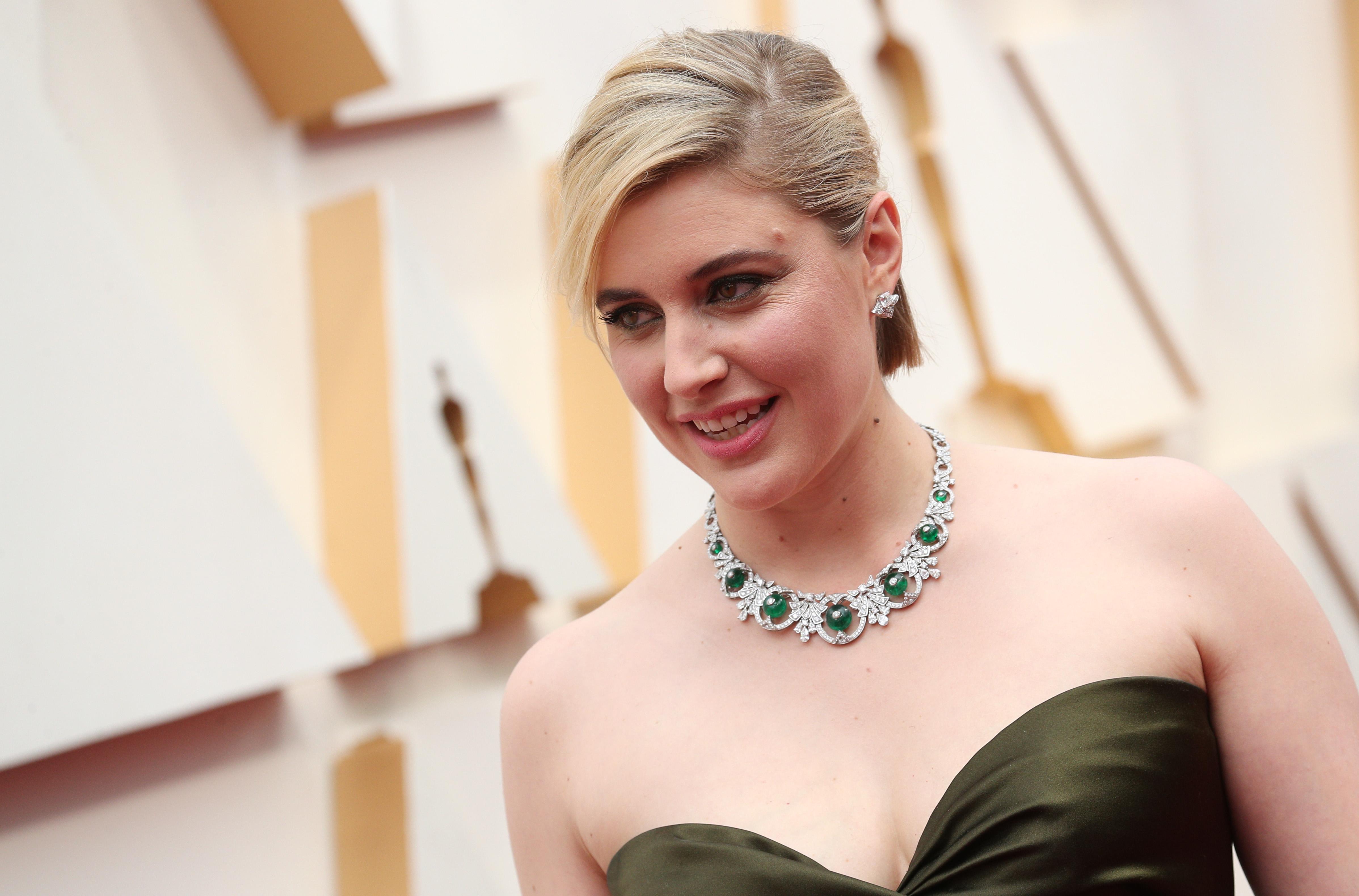 Scarlett Johansson Oscars Fashion