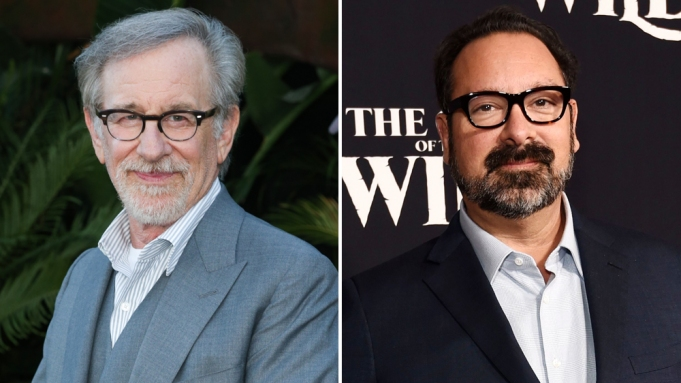 Steven Spielberg James Mangold