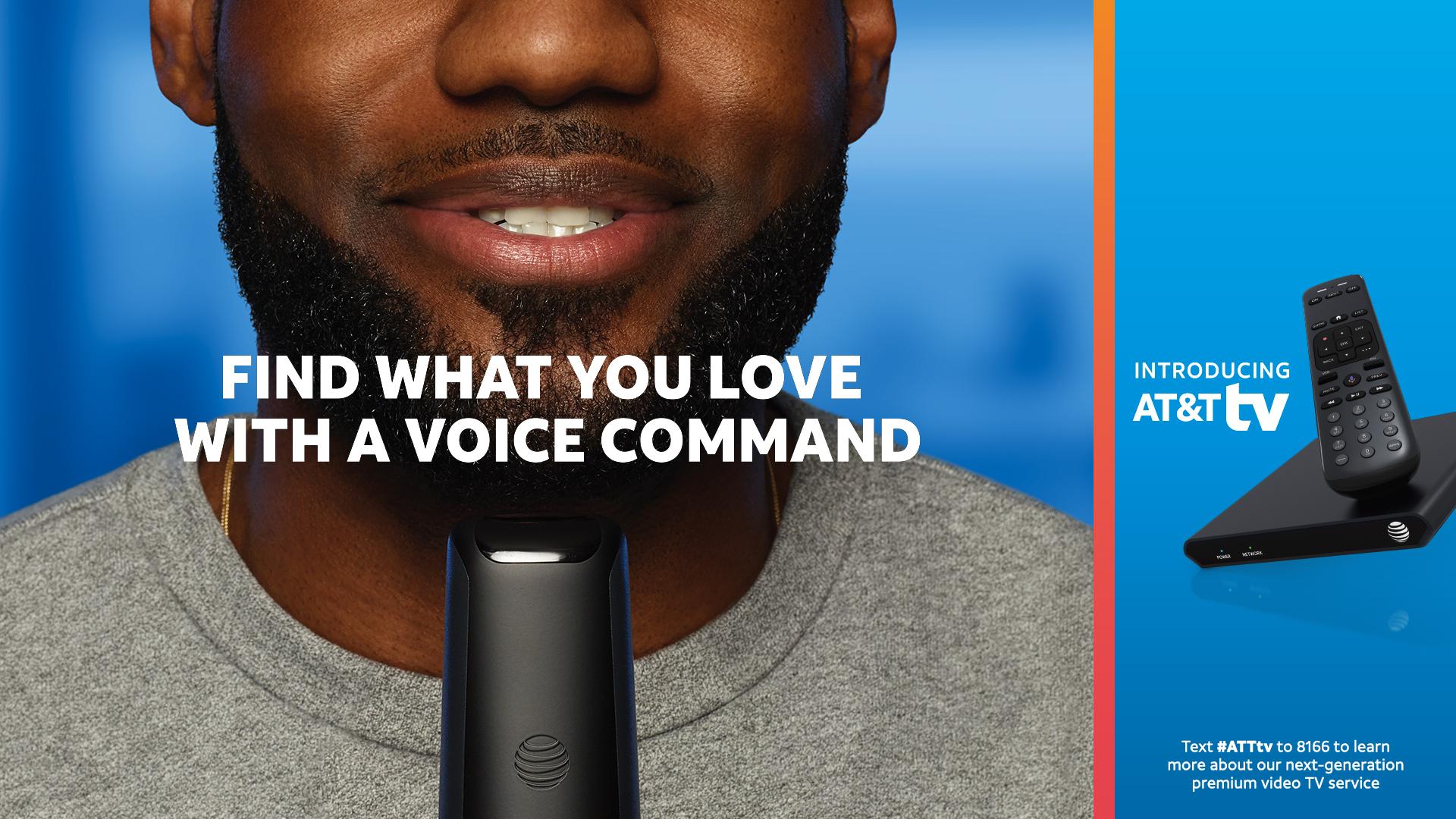 AT&T TV LeBron James
