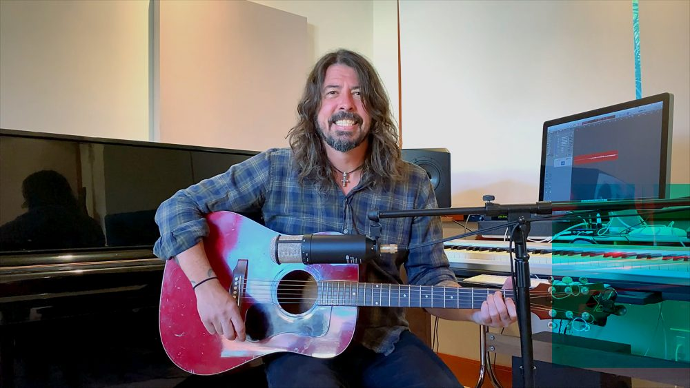 Foo Fighters' Dave Grohl and Greg Kurstin Team Up for 'Hanukkah Sessions'