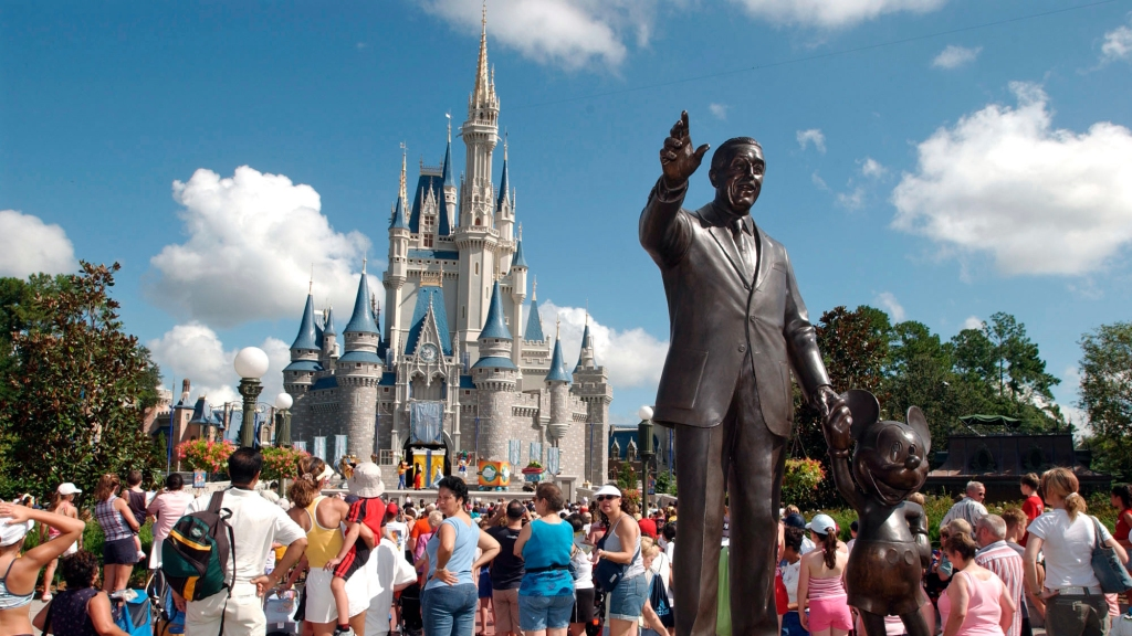 Disney World Reaches Agreement Requiring COVID-19 Vaccination for Most Unionized Employees