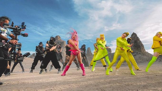 Lady Gaga 'Stupid Love' video