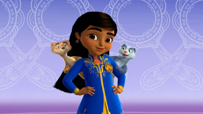 Disney's Mira, Royal Detective