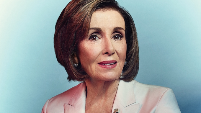 Nancy Pelosi Variety Cover Story