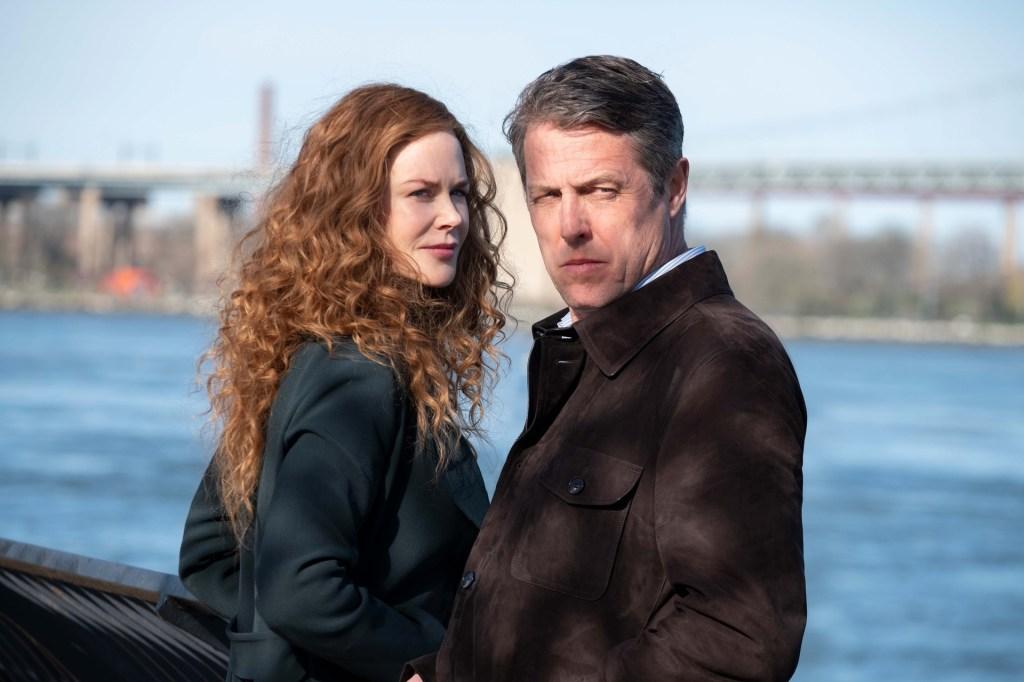 The Undoing's Nicole Kidman and Hugh Grant on Their New HBO Series - Variety